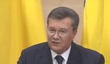 Janukovics: Krímnek Ukrajna kötelékében kell maradnia