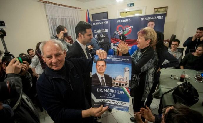 Külföldi oldalak lapjaira került Hódmezővásárhely és Márki-Zay Péter győzelme