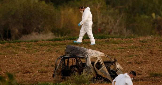 Bűnösnek vallotta magát a máltai újságírónő-gyilkosság egyik vádlottja