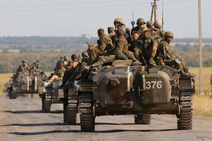 Magas rangú NATO-tábornok: Kijev elvesztette a háborút, a Jobb Szektor parancsnoka is elesett Ilovajszknál