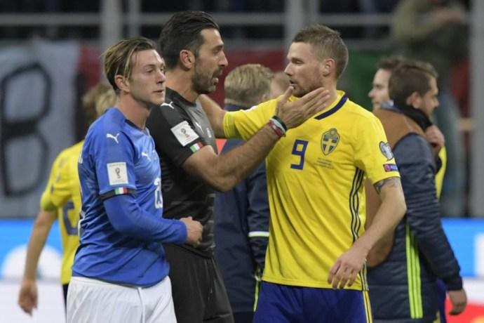 Letargiában Olaszország: nem lesz ott a focivébén