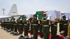 Vértanúként temették a franciák által lefejezett algír szabadságharcosokat