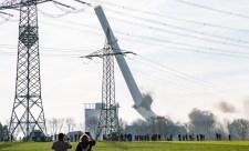 Így robban fel egy szénerőmű
