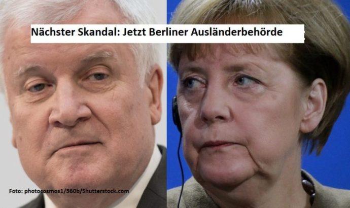 """""""Hihetetlen állapotok a berlini idegenrendészeti hatóságnál: hamisítanak"""""""
