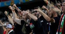 18 magyar szurkolót állítottak elő a müncheni rendőrök