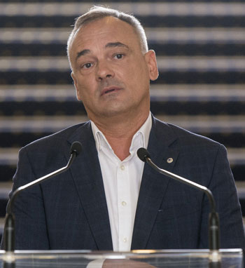 20 millió forintot kért az egykori válogatott futballista Borkaitól a szexvideókért, de az üzlet nem jött létre, mert a volt polgármester korábban másnak már fizetett a felvételekért