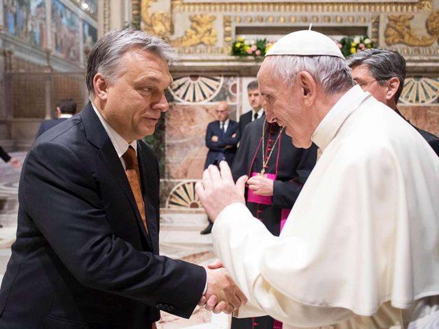 Mégis találkozik a pápa Áderékkal