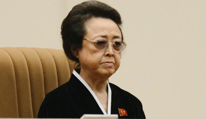 Kim Dzsongun nagynénje meghalt az unokaöccsével folytatott beszélgetés után