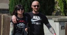 """""""Ki akarták szárítani a nácikat"""" egy német """"neonáci"""" fesztiválon"""