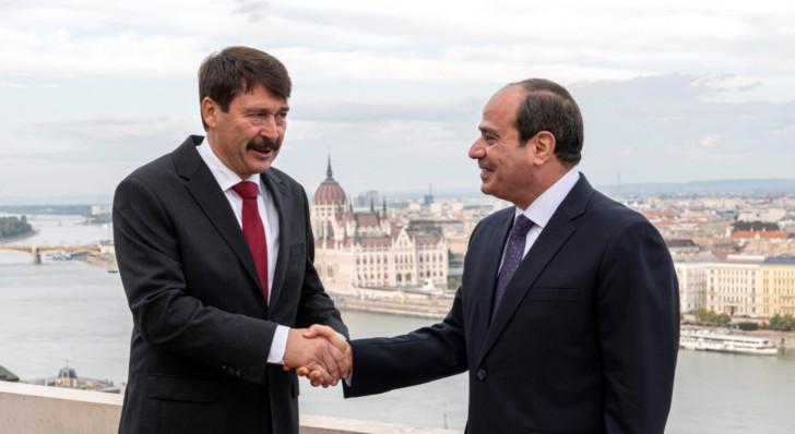 Egyiptom hazánk legfontosabb partnere az arab régióban
