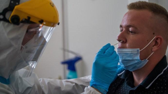 Békássy Szabolcs háziorvos: csak fellélegzés a tesztelésben az új lehetőség