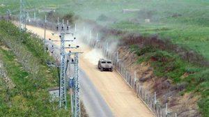Határfallal akar libanoni területeket kisajátítani Izrael