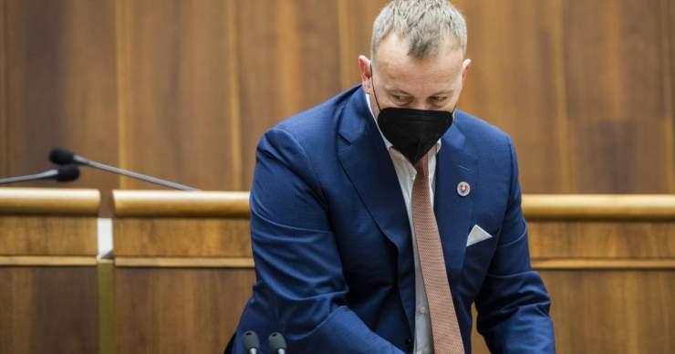 Boris Kollár: A Sme rodina nem szavaz az ellenzékkel Mikulec leváltására