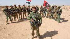 A Szíriai Arab Hadsereg terroristákkal végzett és amerikai gyártmányú rakétákat zsákmányolt