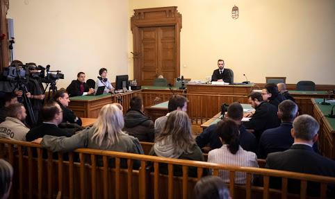 Csütörtökön folytatódik a Hunnia-ügy a bíróságon