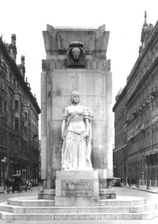 Trianon-emlékhely lesz a Nagy Imre-szobor helyén – a zsidó terroristák legyőzését megörökítő emlékművet már nem merték bevállalni