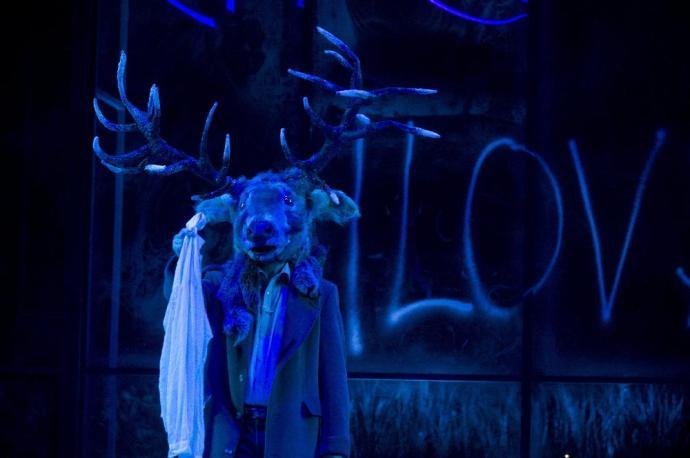 """Így """"menekülnek"""" a nézők a Nemzeti Színházból"""
