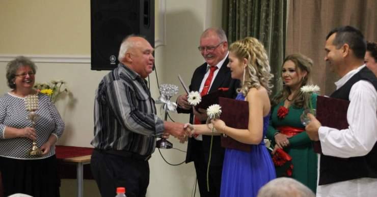 A 22. Őszirózsa magyarnóta-énekesek országos versenye után