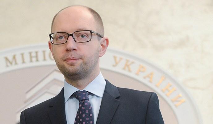 Jacenyuk ígéretet tett, hogy Oroszország ellen többmilliárdos pert indít