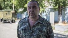 Elmenekült a luhanszki szakadárok vezetője