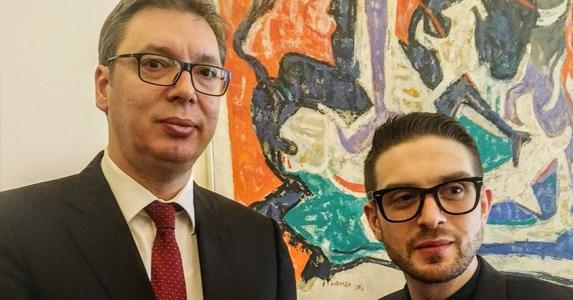 A szerbek Sorossal egyezkednek Orbán háta mögött?
