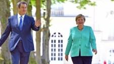 Drámai kép Merkel Németországáról