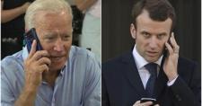 Macronnal egyeztetett telefonon Joe Biden amerikai elnök