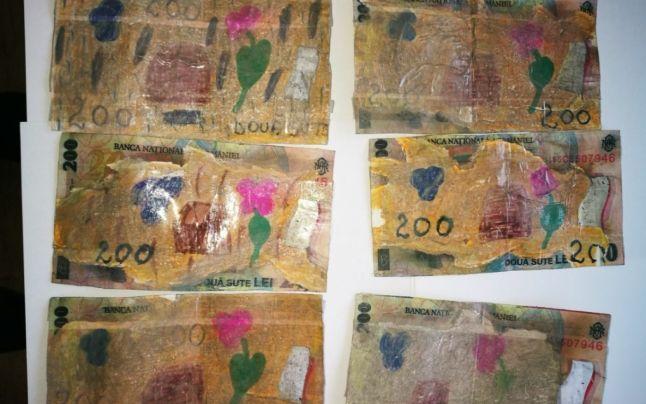 Kézzel rajzolt pénzzel akart túrót venni az oláh a vásárban