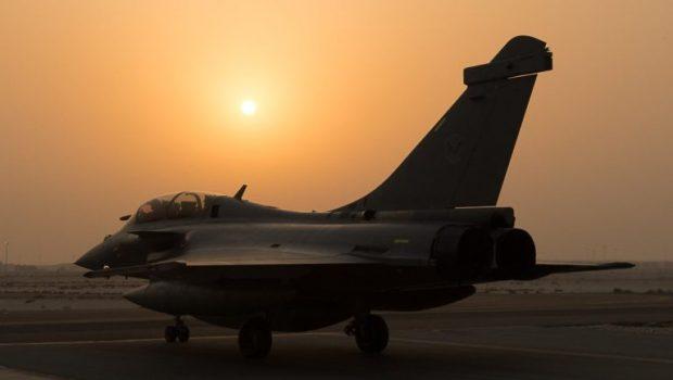 Breaking news: A szíriai hadsereg állásait bombázta az amerikai katonai koalíció