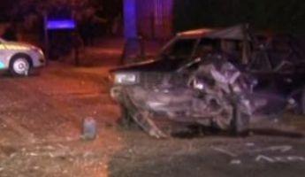 Részeg sofőr okozott frontális karambolt