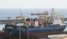 Az orosz KüM követeli, hogy azonnal bocsássák szabadon az Oleg Najgyonov hajót
