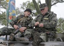 Ukrán katonai veszteségek