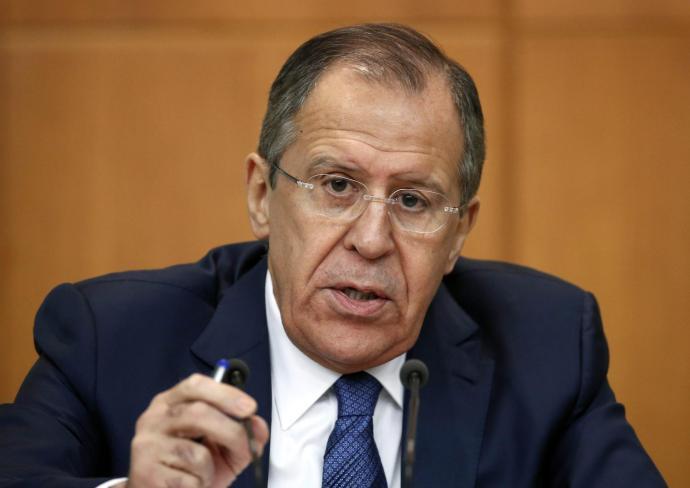 Lavrov: Világos lett, ki a terroristák cinkosa