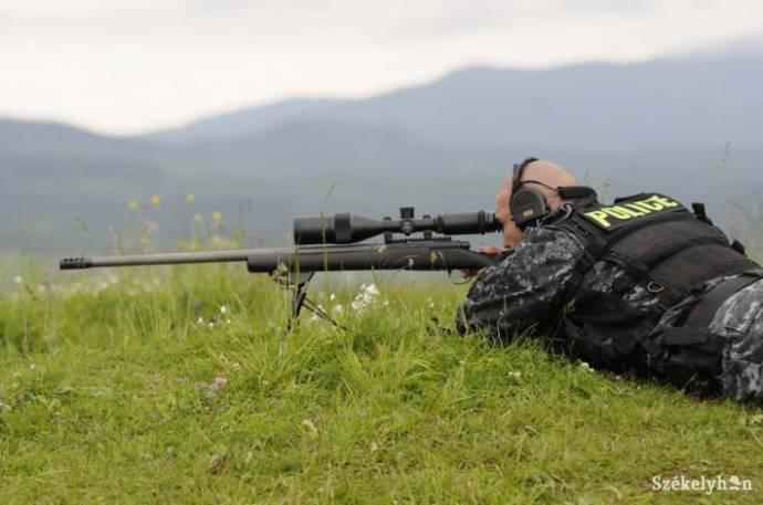 Mesterlövész végzett a rendőröket fogva tartó ukrán túszejtővel