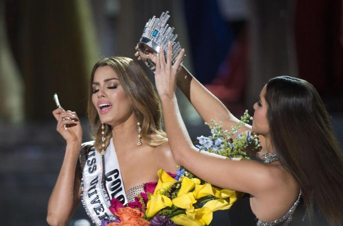 Miss Kolumbia: Történelmet írtam