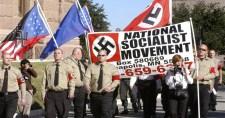Csalással férkőzött be egy néger az amerikai Nemzetiszocialista Mozgalomba