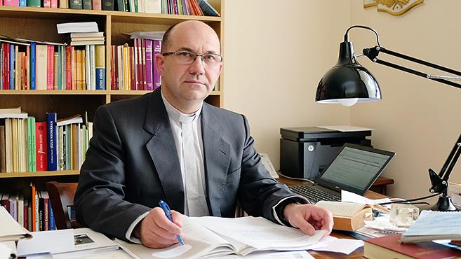 Marton Zsolt az új váci megyés püspök