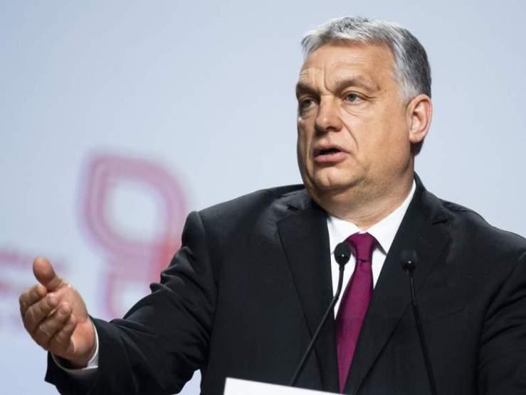Orbán Viktor Szlovéniába utazott