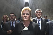 Nekiment saját kormányának a horvát elnök