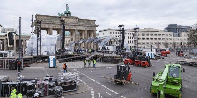 Német rendőrszakszervezet főnöke őrjöng a nőknek biztosított berlini szilveszteri zóna miatt