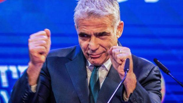 Lapid gazdasági könnyítéseket ígér a Gázai övezetnek