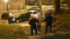 Fegyveres iskolások raboltak Budán – videó