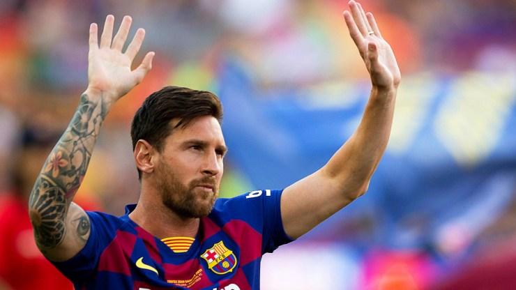 Messi mégis máshová megy a Barcelonából