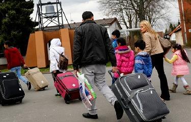 Mitől menekült a hazájában vakációzó bevándorló?
