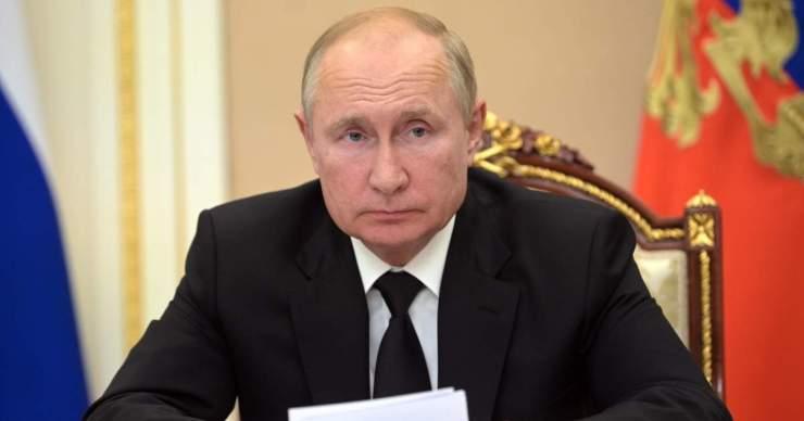 Putyin is meghívást kapott a Covid-19-csúcsra
