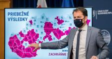 Matovič sajtótájékoztatója: Bebizonyítottuk, nincs alternatívája az országos tesztelésnek!
