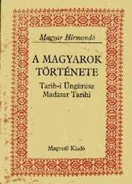 A Magyarok története – Tárihi Üngürüsz