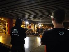 Példamutató! – A vármegyések vigyáznak a legkisebbekre a Boráros téren
