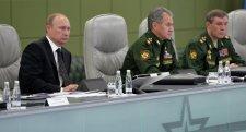 Putyin: Oroszország védelmi jellegű katonai doktrínáján nem változtatnak