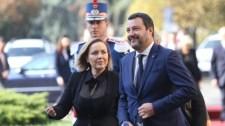 Találkozott egymással a román és az olasz belügyminiszter